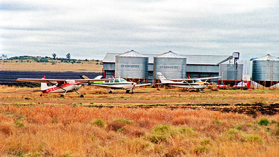 Fly in up near Springsur Qld for a large auction of farm machinery etc.