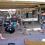 Jam session at Talafa